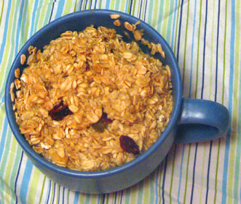 Co-Co-Cran Oatmeal